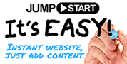 Jumpstart websites